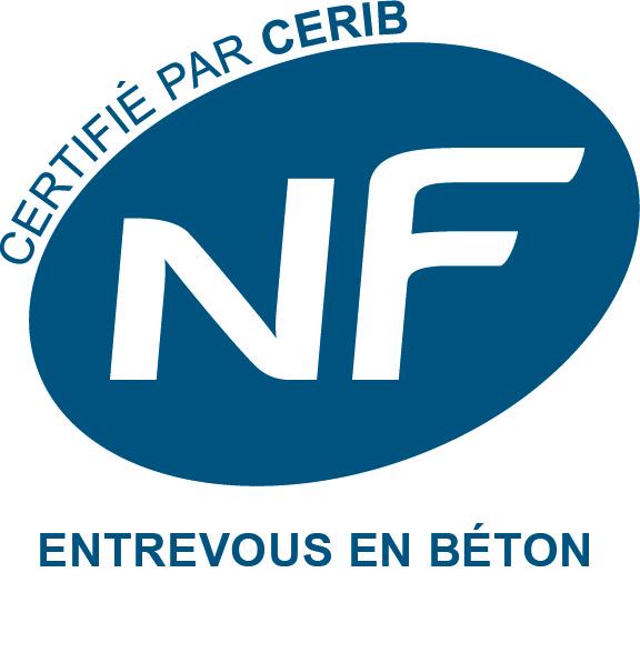 Logo entrevous béton