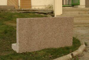 Muret en béton Alkern K2