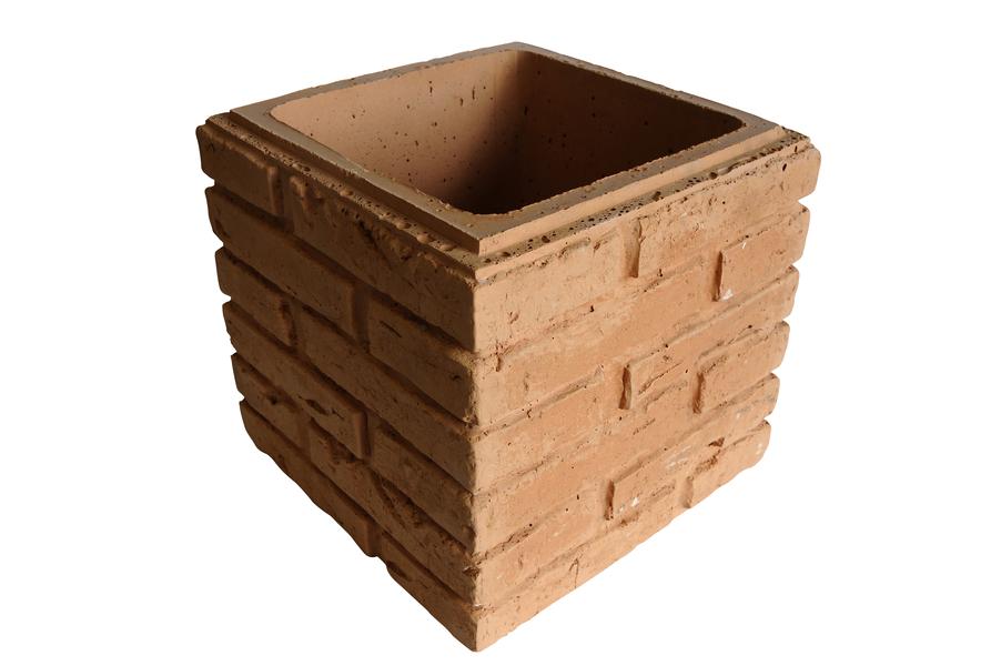 élément pilier brique