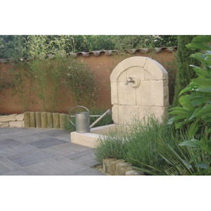 Fontaine en pierre reconstituée Alkern Equinoxe