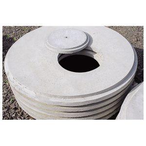 Rondelles de puits