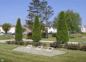 Urne cimetière en béton Alkern