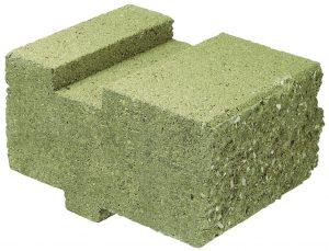 Mur soutènement fortin sable alkern