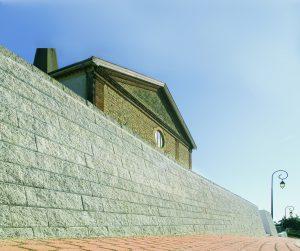 Mur soutènement alkern darmur