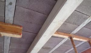 Poutre béton standard plancher alkern
