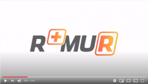 Vidéo youtube R+mur