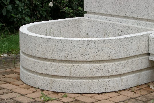 Saturne Demi cercle