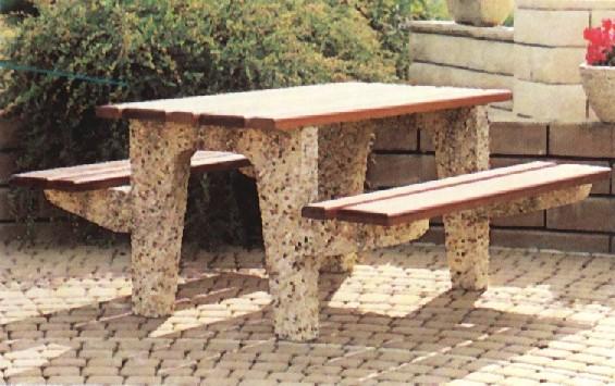 TABLE PIQUE NIQUE PLEIN AIR