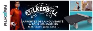 Bannière Alkerball