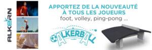 Table en béton Alkerball